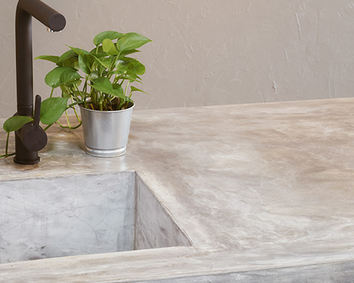 san antonio concrete countertops installer