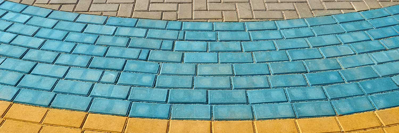 decorative concrete sidewalks san antonio